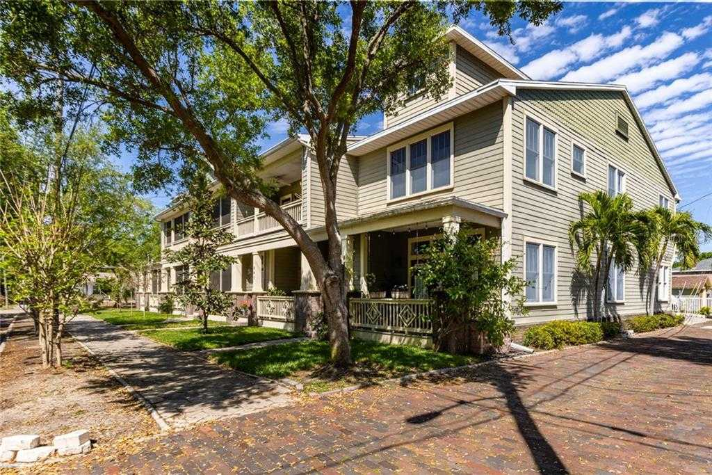 $759,000 - 3Br/3Ba -  for Sale in Old Northeast Twnhms, St Petersburg