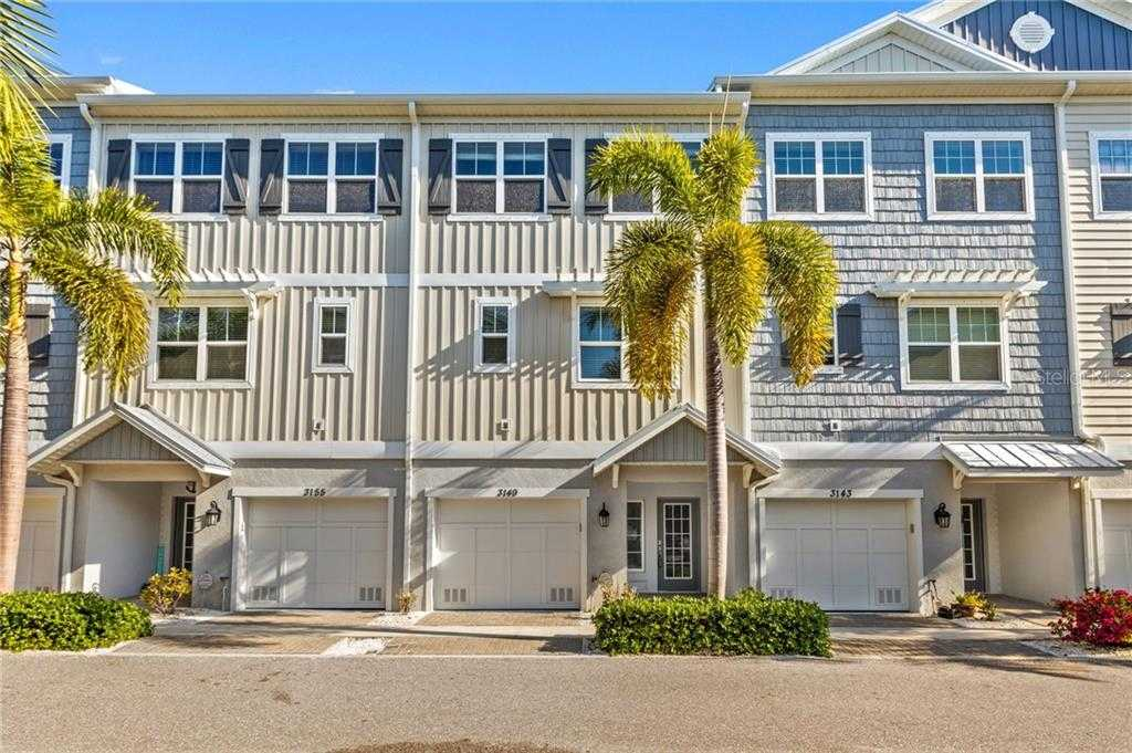 $525,000 - 4Br/3Ba -  for Sale in Cove At Loggerhead Marina, St Petersburg