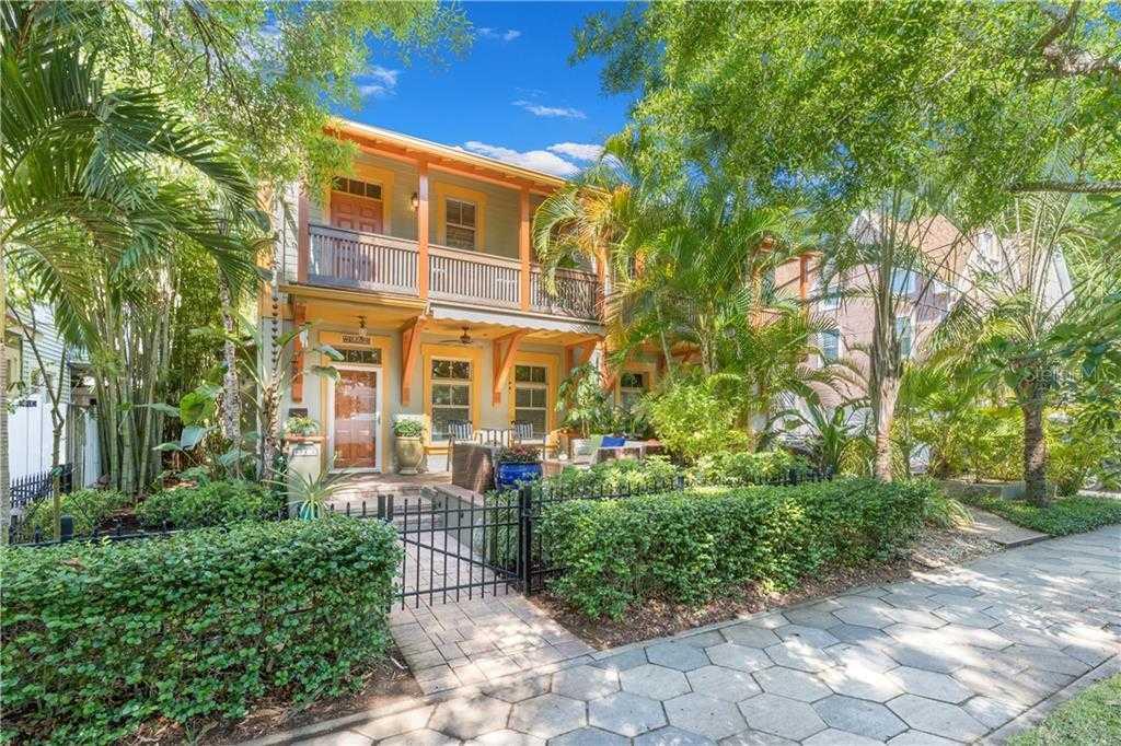 $850,000 - 3Br/3Ba -  for Sale in Bay Shore Rev, St Petersburg