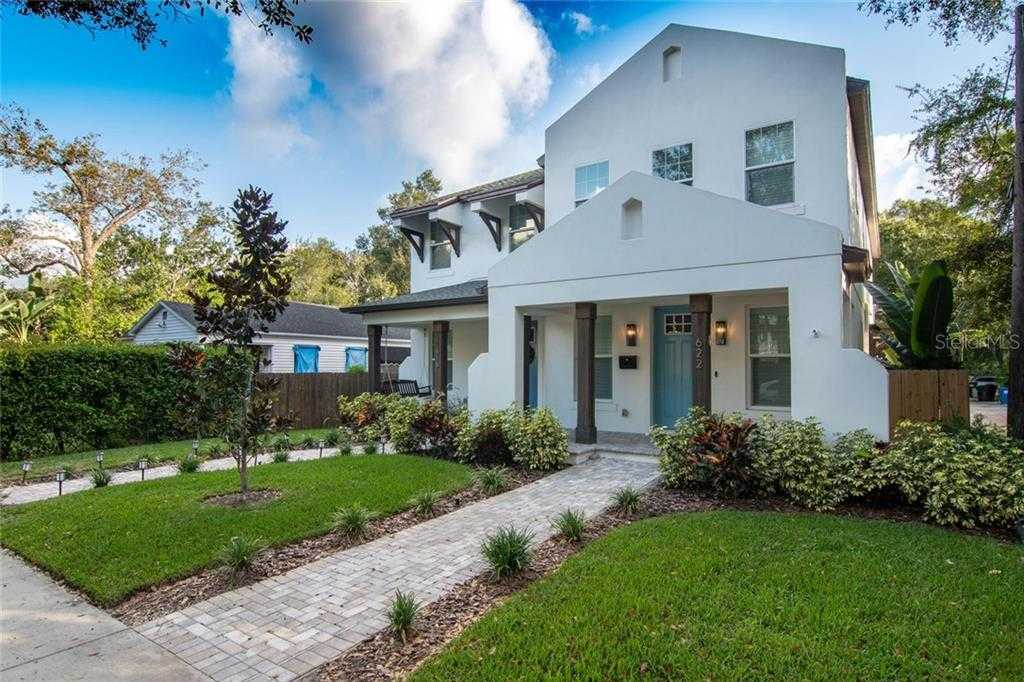 $649,900 - 3Br/3Ba -  for Sale in Crescent Park Heights, St Petersburg