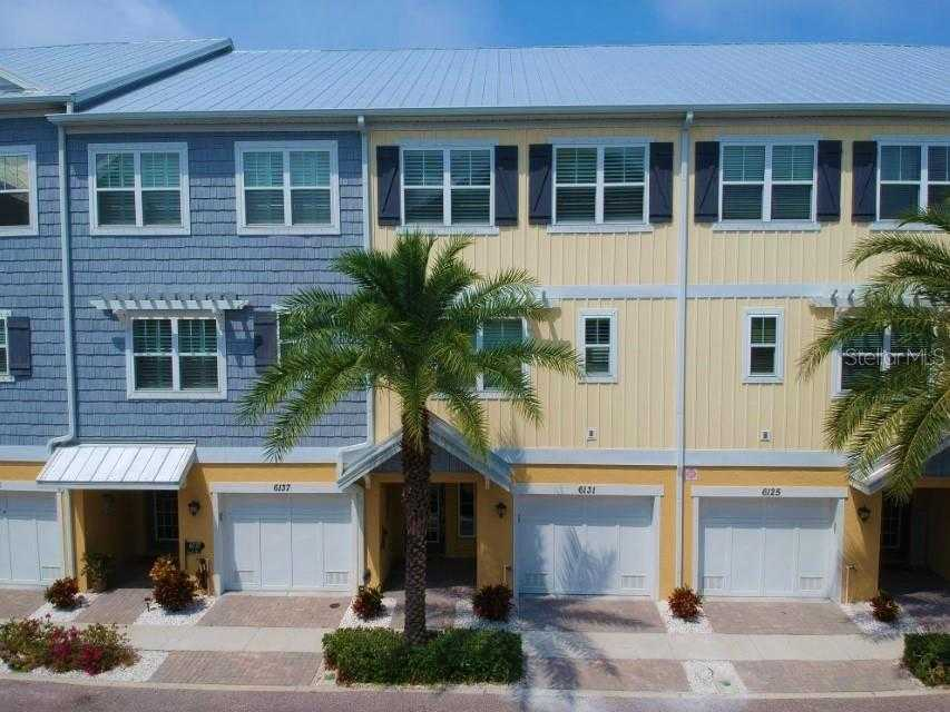 $599,000 - 4Br/3Ba -  for Sale in Cove At Loggerhead Marina, St Petersburg