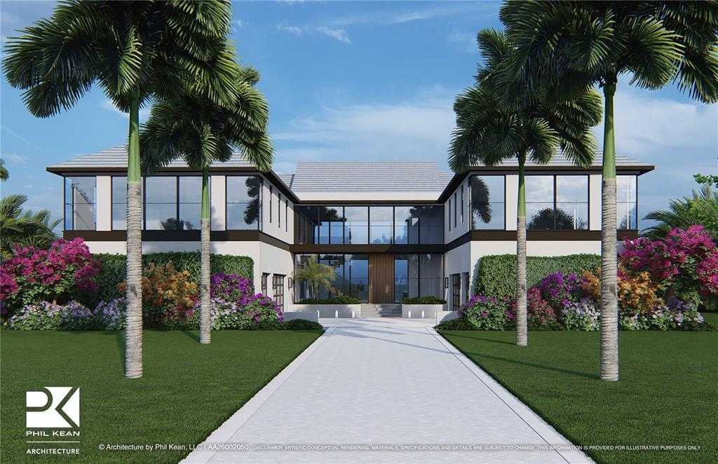 $10,704,200 - 6Br/9Ba -  for Sale in Snell Isle Brightwaters Unit A, St Petersburg
