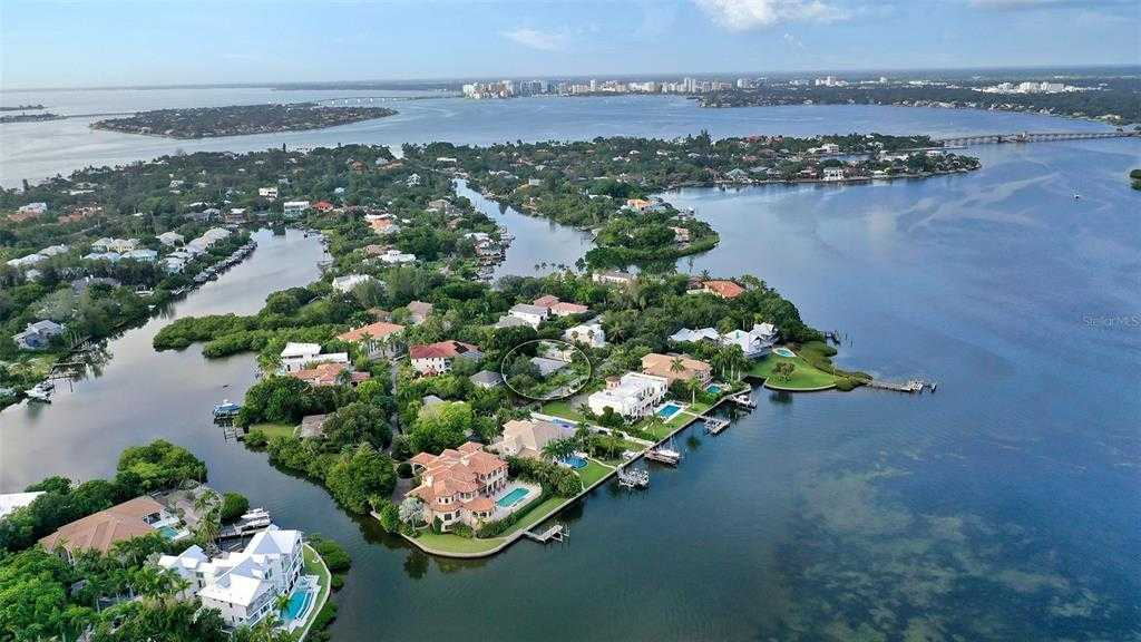 $1,750,000 - 3Br/2Ba -  for Sale in Roberts Point 2, Sarasota