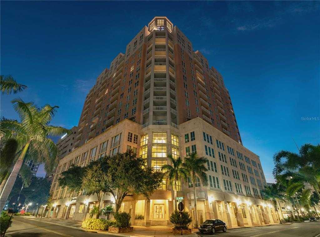 $649,000 - 2Br/2Ba -  for Sale in 1350 Main Residential, Sarasota