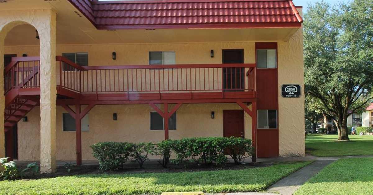 $99,900 - 2Br/1Ba -  for Sale in Oak Shadows Condo, Orlando