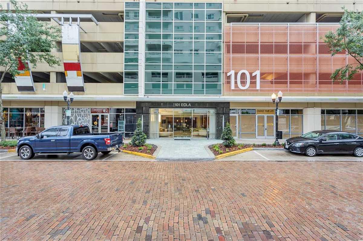 $349,000 - 2Br/2Ba -  for Sale in 101 Eola Condos, Orlando