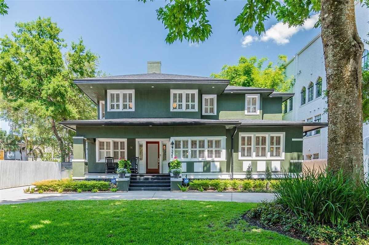 $995,900 - 4Br/3Ba -  for Sale in Lake Eola Sub, Orlando