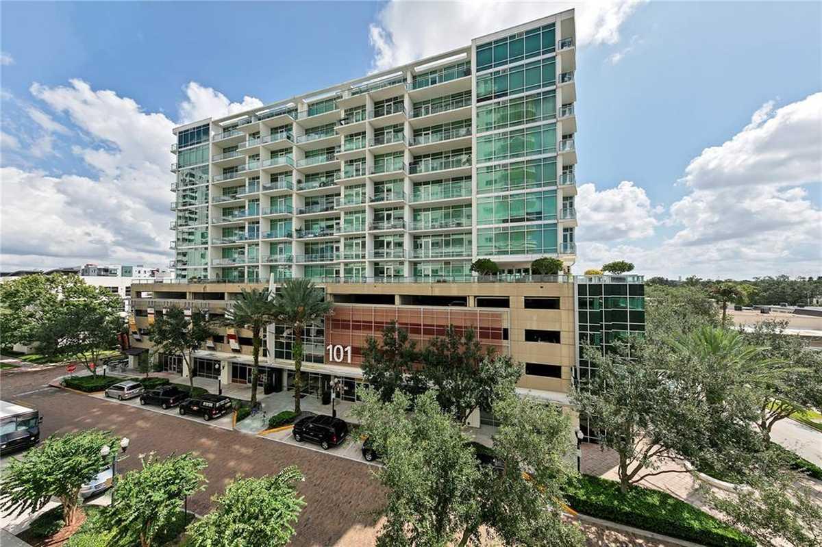 $349,900 - 2Br/2Ba -  for Sale in 101 Eola Condos, Orlando