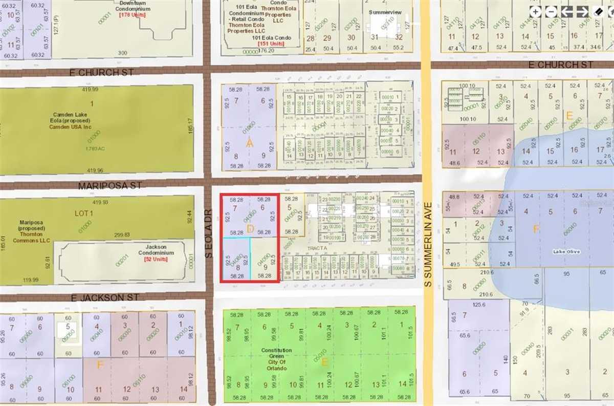 $3,495,000 - 2Br/1Ba -  for Sale in Wilmotts Plan, Orlando