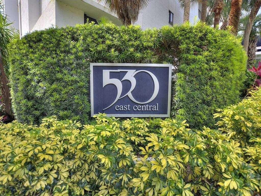 $289,500 - 2Br/2Ba -  for Sale in 530 East Central Condo, Orlando