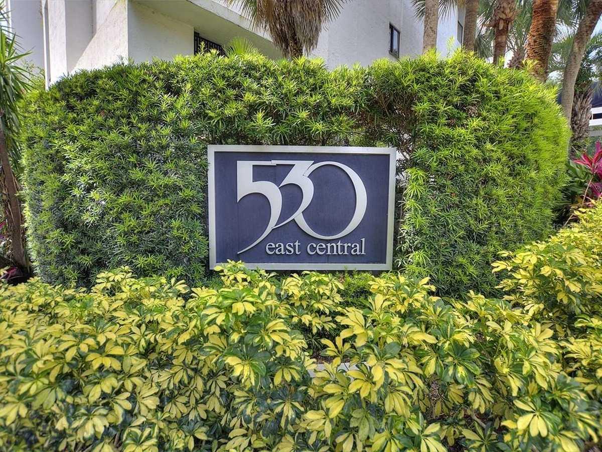 $294,500 - 2Br/2Ba -  for Sale in 530 East Central Condo, Orlando