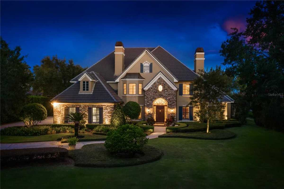 $3,995,000 - 6Br/8Ba -  for Sale in Keenes Pointe, Windermere
