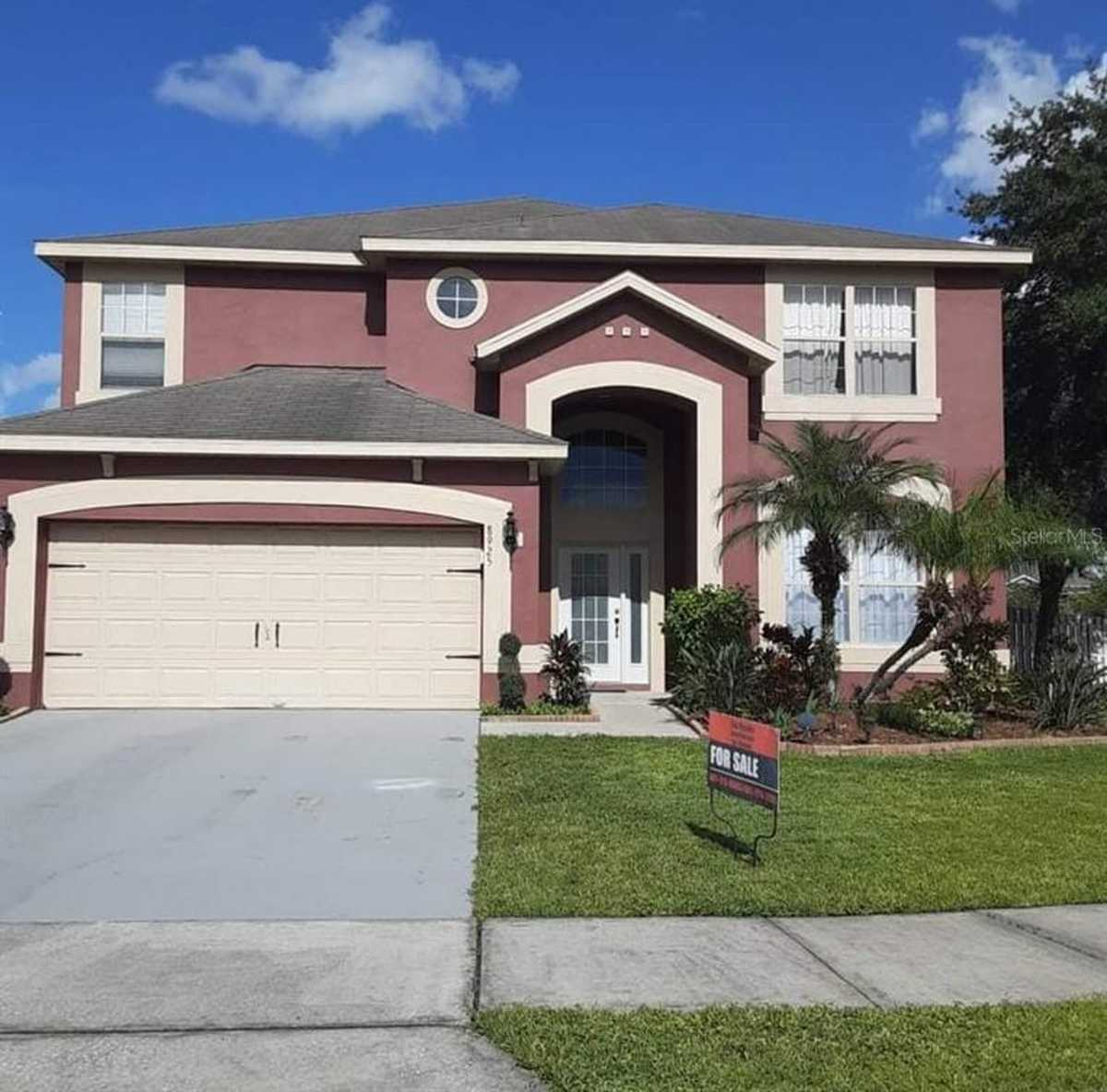 $490,000 - 5Br/5Ba -  for Sale in Vista Lakes Vlgs N-8 & N-9, Orlando