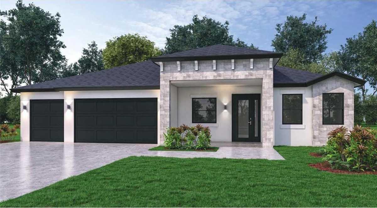 $627,000 - 4Br/3Ba -  for Sale in Cape Orlando Estates Unit 11a 3/107 Lot 11 Blk 8, Orlando
