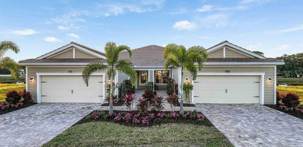 $476,647 - 2Br/2Ba -  for Sale in Sunrise Preserve At Palmer Ranch, Sarasota