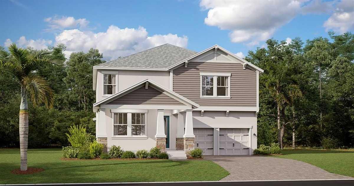 $565,340 - 5Br/3Ba -  for Sale in Storey Park 50 Solar, Orlando