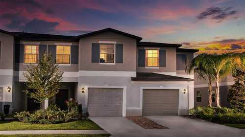 $275,740 - 2Br/3Ba -  for Sale in The Townes Of Summerfield Creek, Riverview