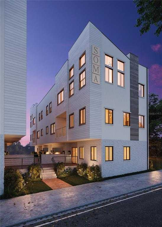 $1,157,000 - 3Br/4Ba -  for Sale in Lots 4 And 5 The East 23 Feet 10 Inches Of Lot 6, Saint Petersburg