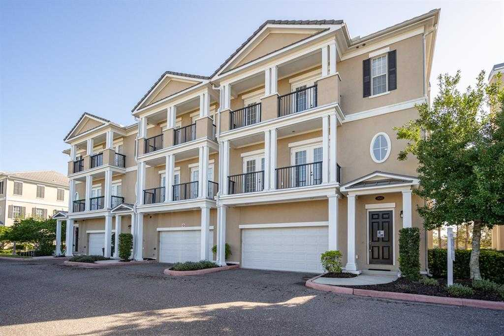 $642,150 - 3Br/5Ba -  for Sale in Back Bay At Carillon, St Petersburg