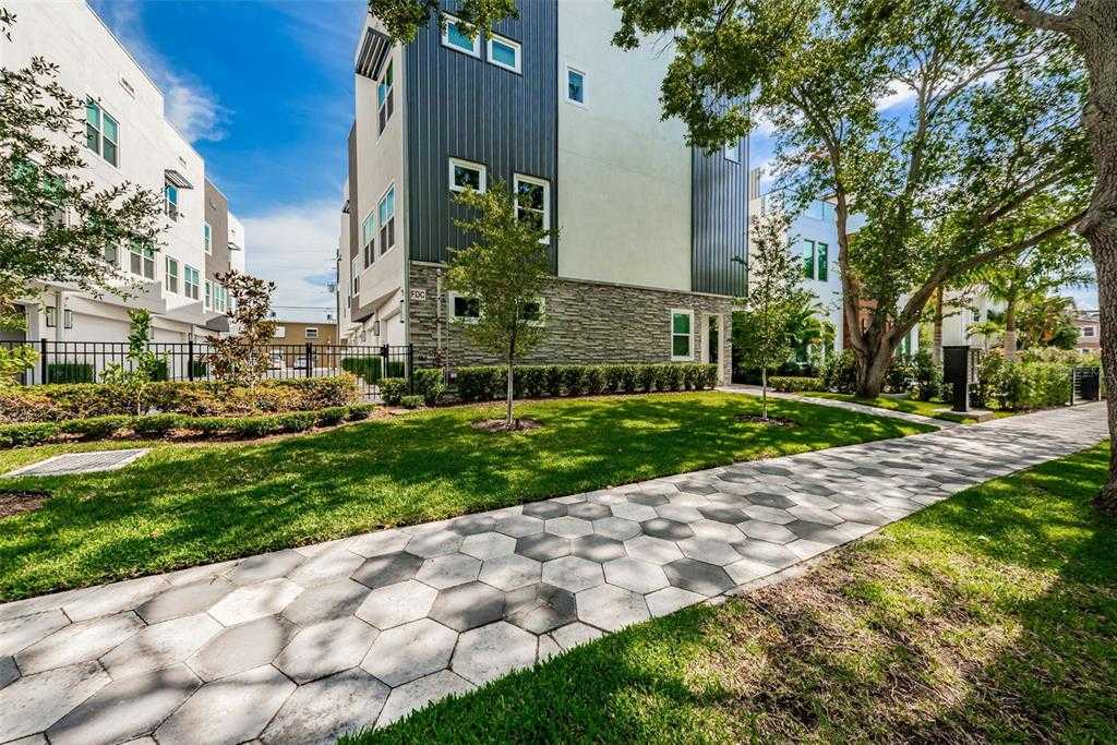 $1,090,000 - 3Br/4Ba -  for Sale in 5th Ave Twnhms, St Petersburg