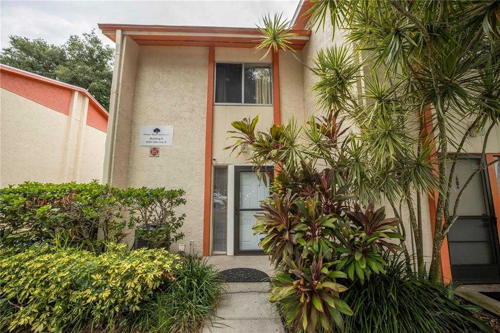 $169,750 - 2Br/2Ba -  for Sale in Whisper Wood Twnhms Condo, St Petersburg