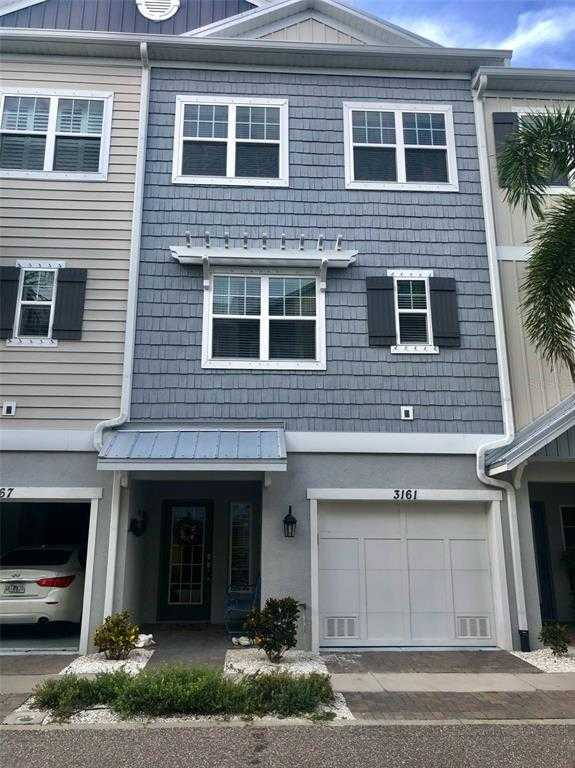 $629,000 - 4Br/3Ba -  for Sale in Cove At Loggerhead Marina, St Petersburg