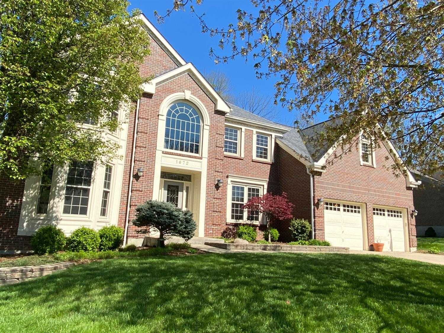 1672 McCabe Lane Anderson Twp,OH 45255 1660518