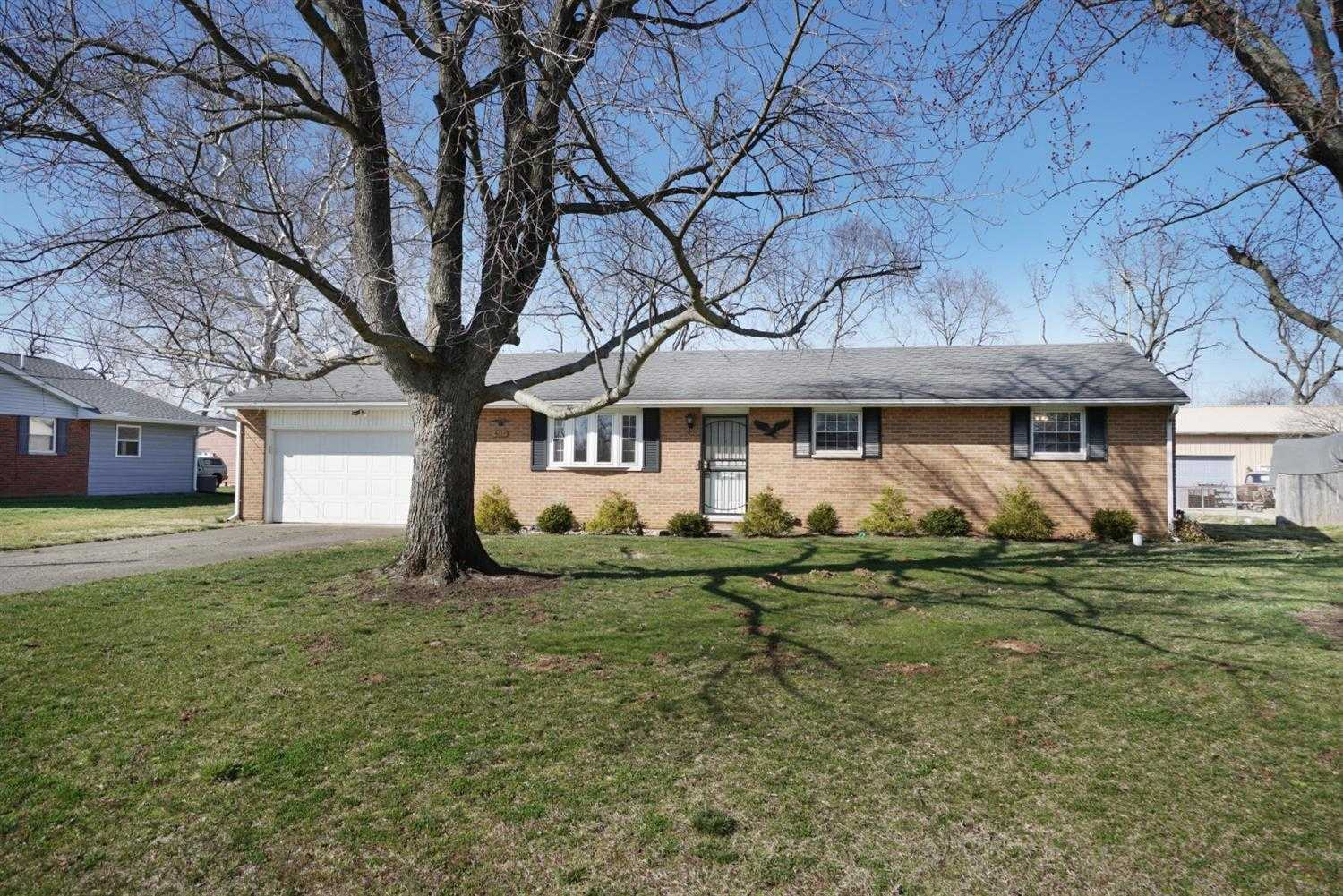 5214 Montgomery Avenue Franklin Twp,OH 45005 1694873