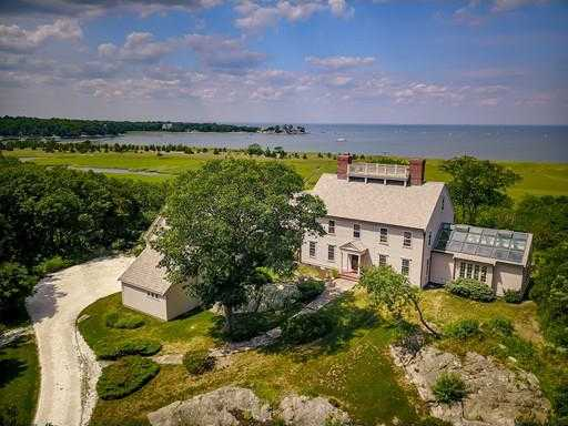 $2,495,000 - 5Br/4Ba -  for Sale in Bassings Beach - Cohasset Harbor - Wood Island, Scituate