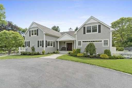 $1,495,000 - 4Br/4Ba -  for Sale in Duxbury