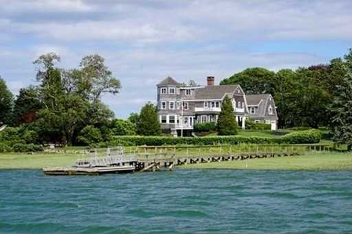 $4,999,000 - 5Br/6Ba -  for Sale in Standish Shore, Duxbury