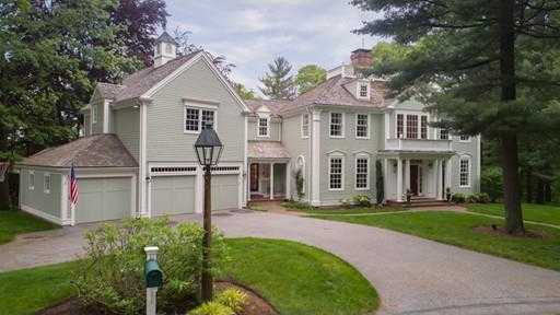 $2,395,000 - 5Br/6Ba -  for Sale in Great Hill, Hingham