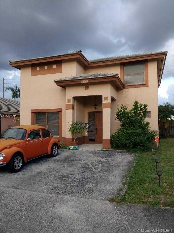 $269,900 - 3Br/3Ba -  for Sale in Monterrey 4th Addn, Miami Gardens