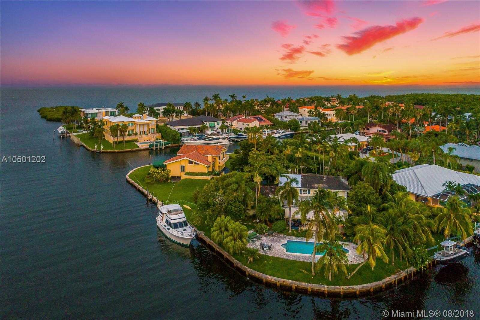 Homes for Sale in Gables By The Sea | Coconut Grove Real Estate