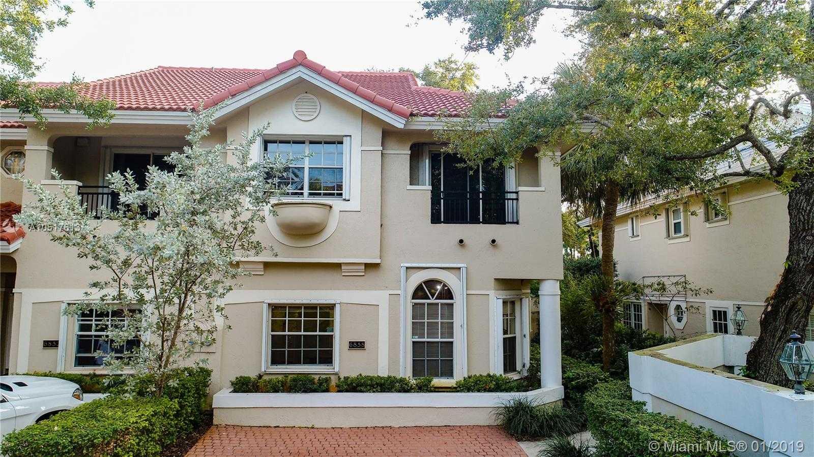 6858 Sw 89 Terrace Unit 6858 Pinecrest, FL 33156