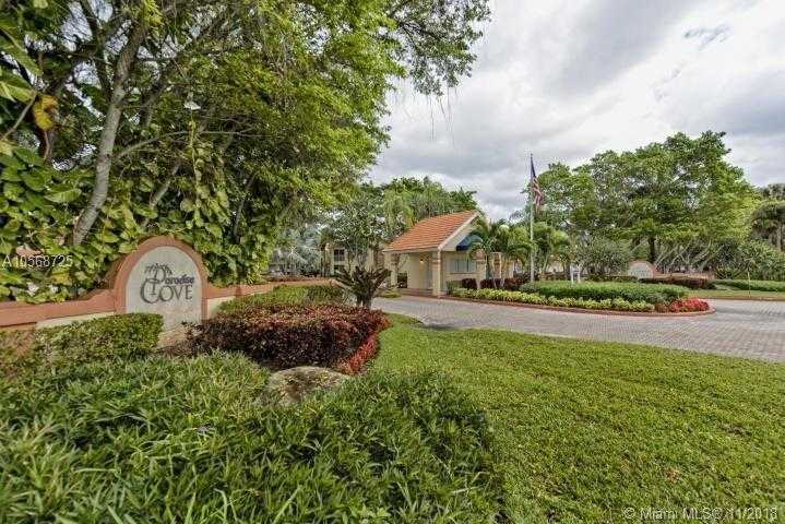$139,500 - 2Br/2Ba -  for Sale in Paradise Cove At Palm Bea, West Palm Beach