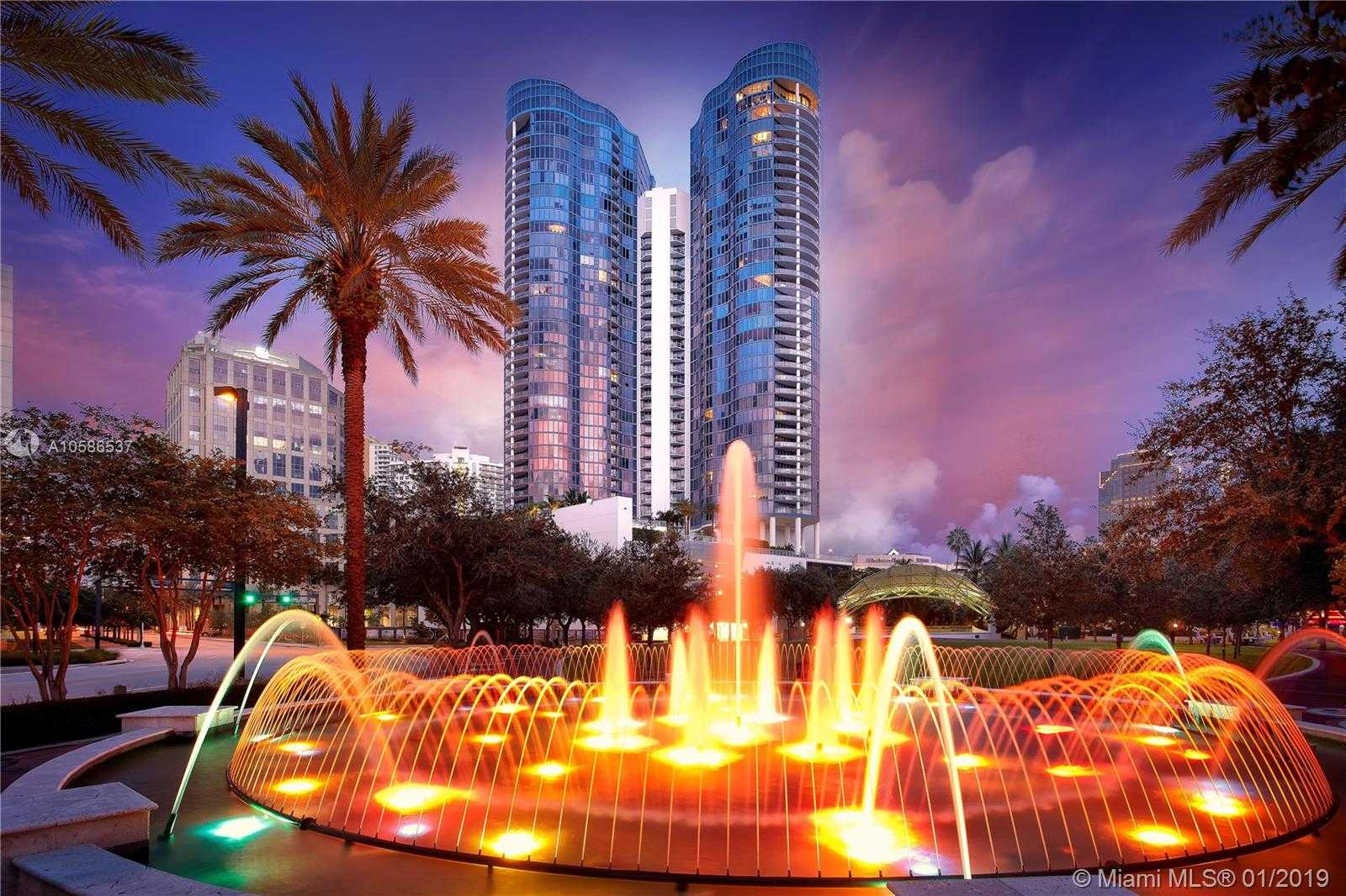 $2,450,000 - 3Br/4Ba -  for Sale in Las Olas River House Cond, Fort Lauderdale