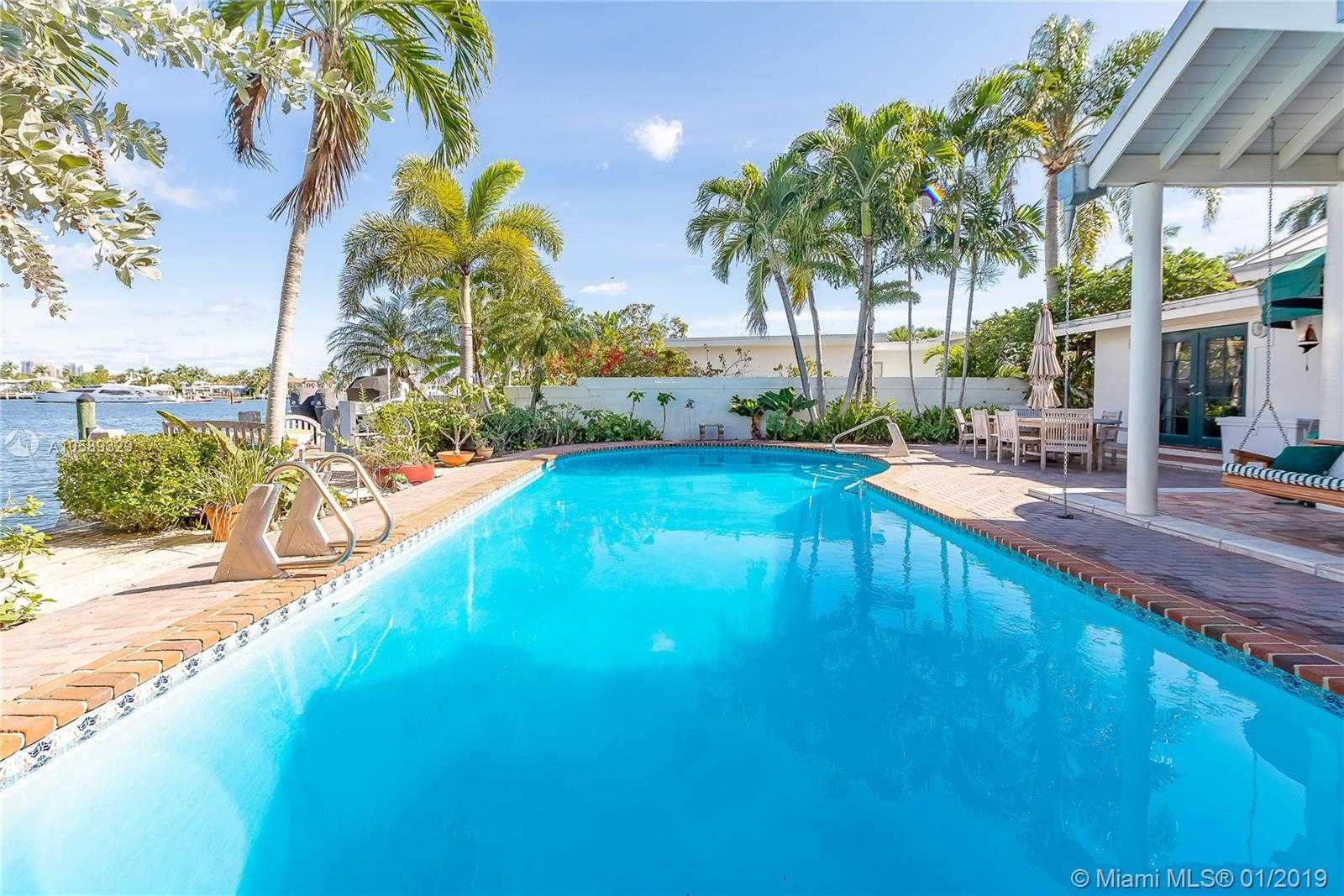 $1,750,000 - 3Br/2Ba -  for Sale in Lauderdale Harbors Sec A, Fort Lauderdale
