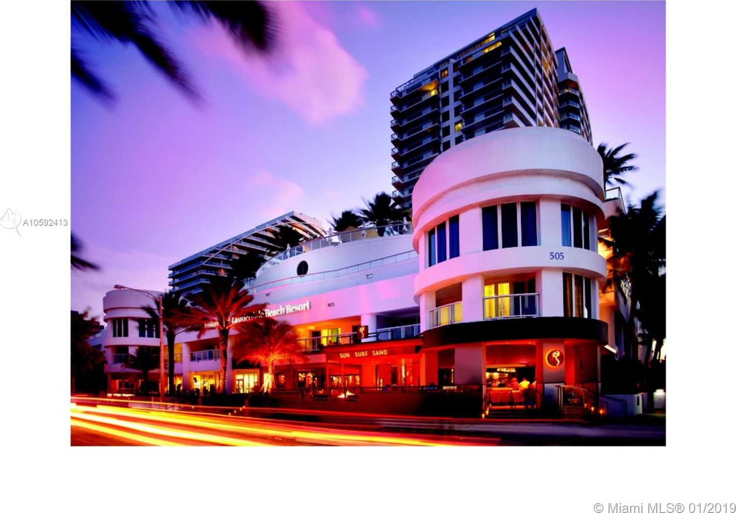 $997,850 - 3Br/4Ba -  for Sale in Q Club Resort & Residence, Fort Lauderdale
