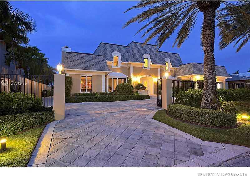 $2,999,995 - 6Br/5Ba -  for Sale in Sunrise Key 45-6 B, Fort Lauderdale