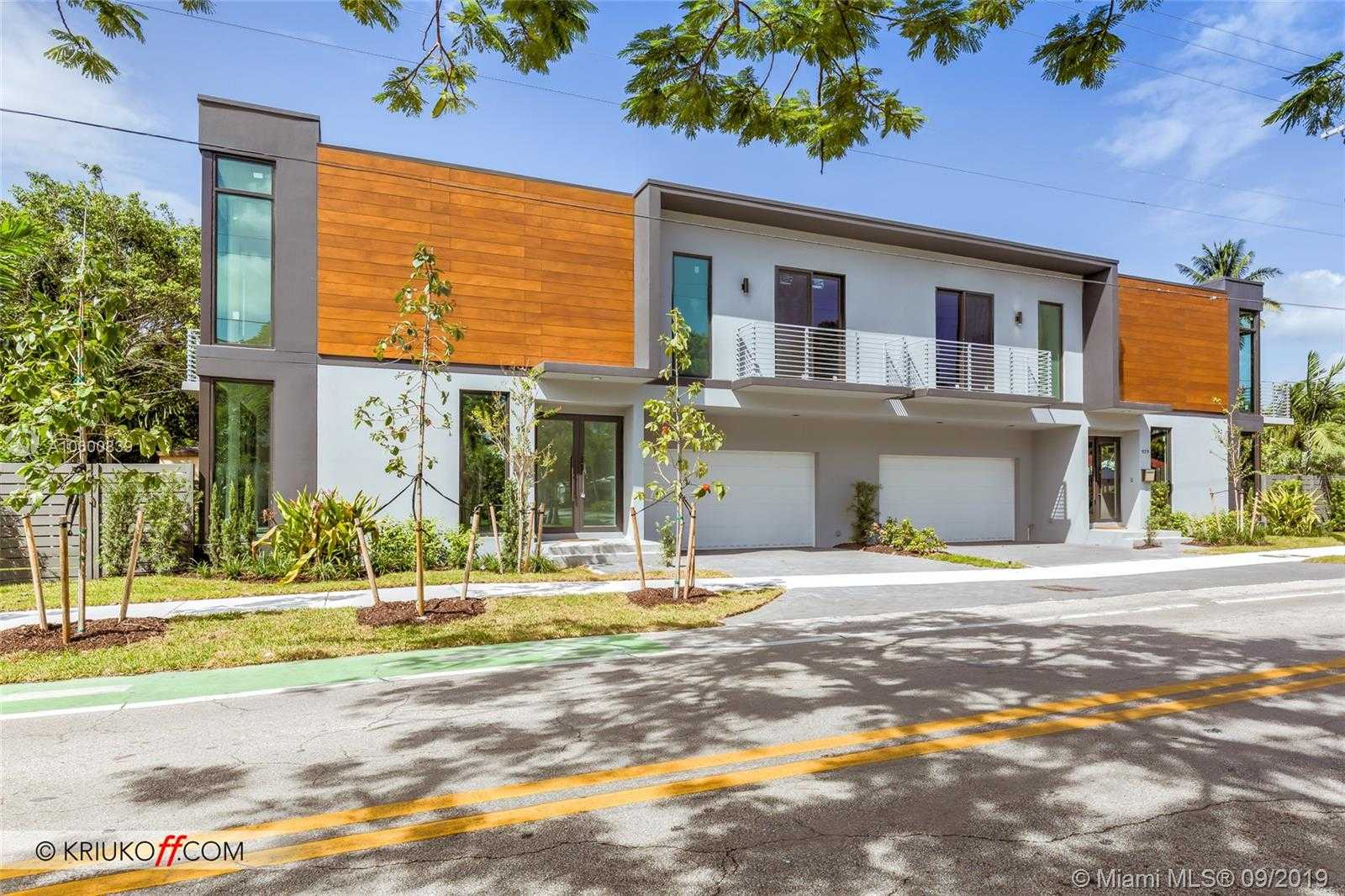 $860,000 - 3Br/3Ba -  for Sale in Progresso, Fort Lauderdale