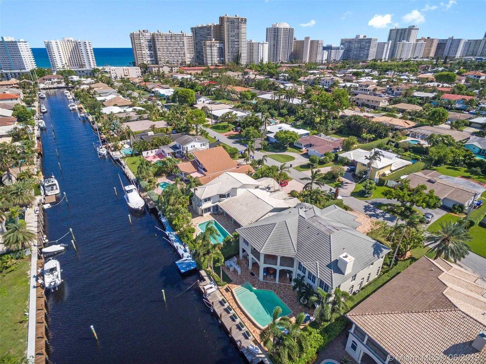 $3,199,999 - 5Br/6Ba -  for Sale in Lauderdale Surf & Yacht E, Lauderdale By The Sea