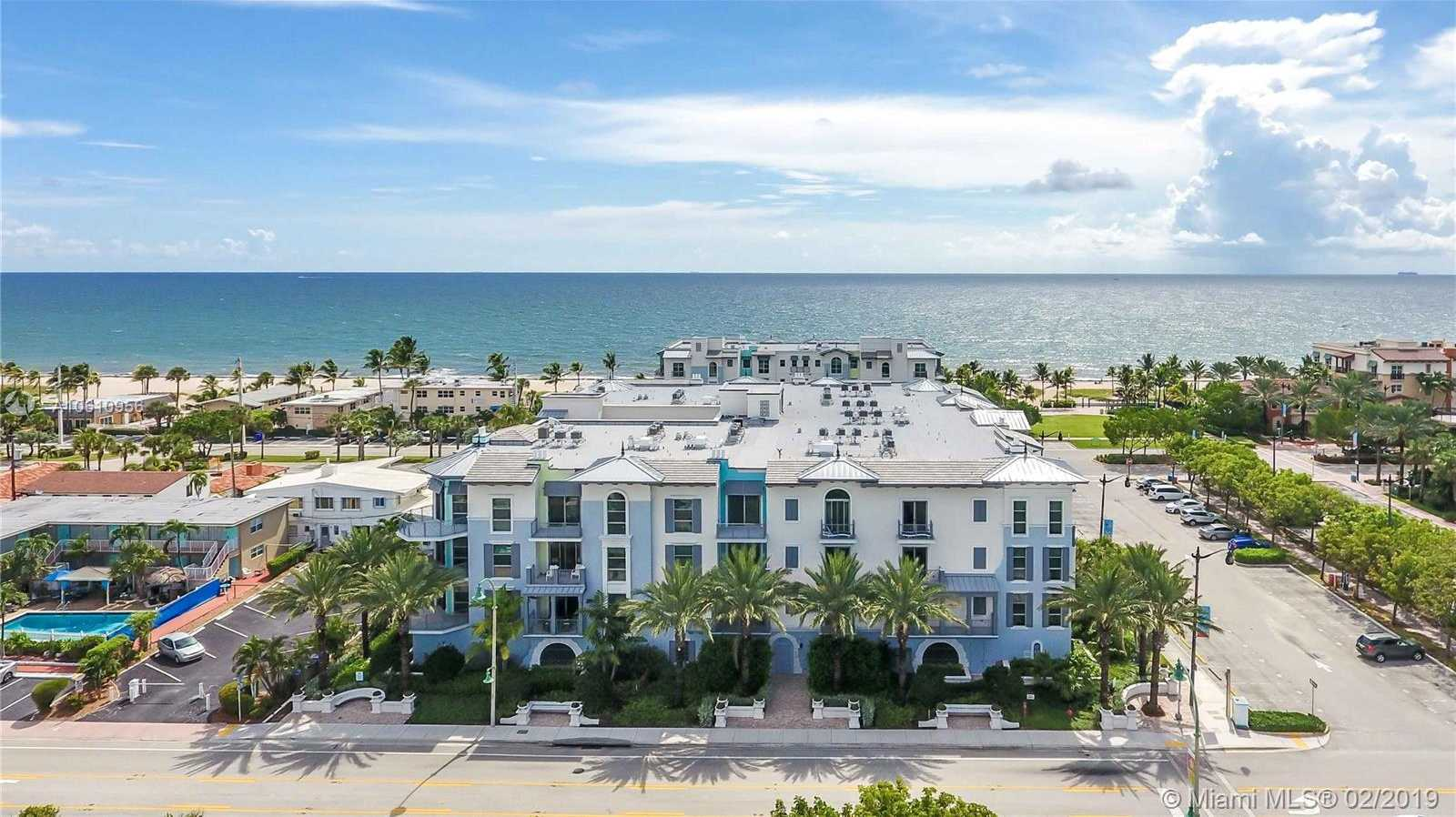 $849,000 - 3Br/2Ba -  for Sale in Lauderdale By The Sea
