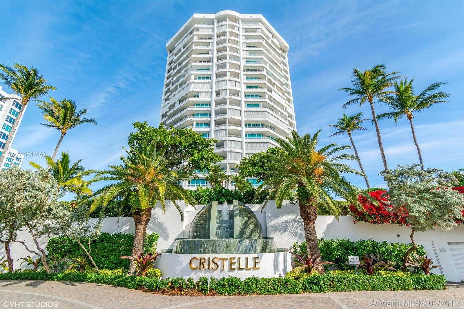 $1,750,000 - 3Br/3Ba -  for Sale in Cristelle A Condo, Lauderdale By The Sea