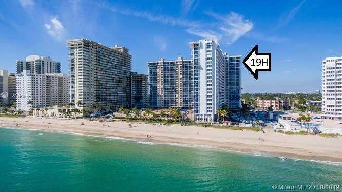 $895,000 - 3Br/3Ba -  for Sale in Plaza East Condo, Fort Lauderdale