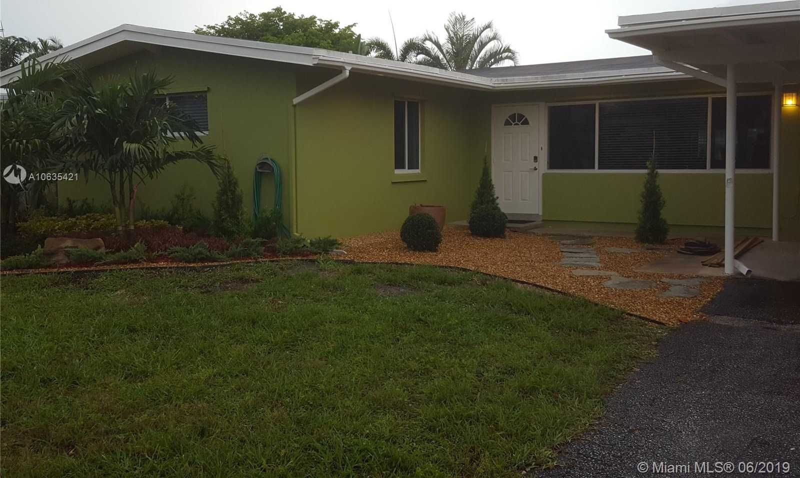 $434,900 - 4Br/2Ba -  for Sale in Lauderdale Isles No 2-blk, Fort Lauderdale