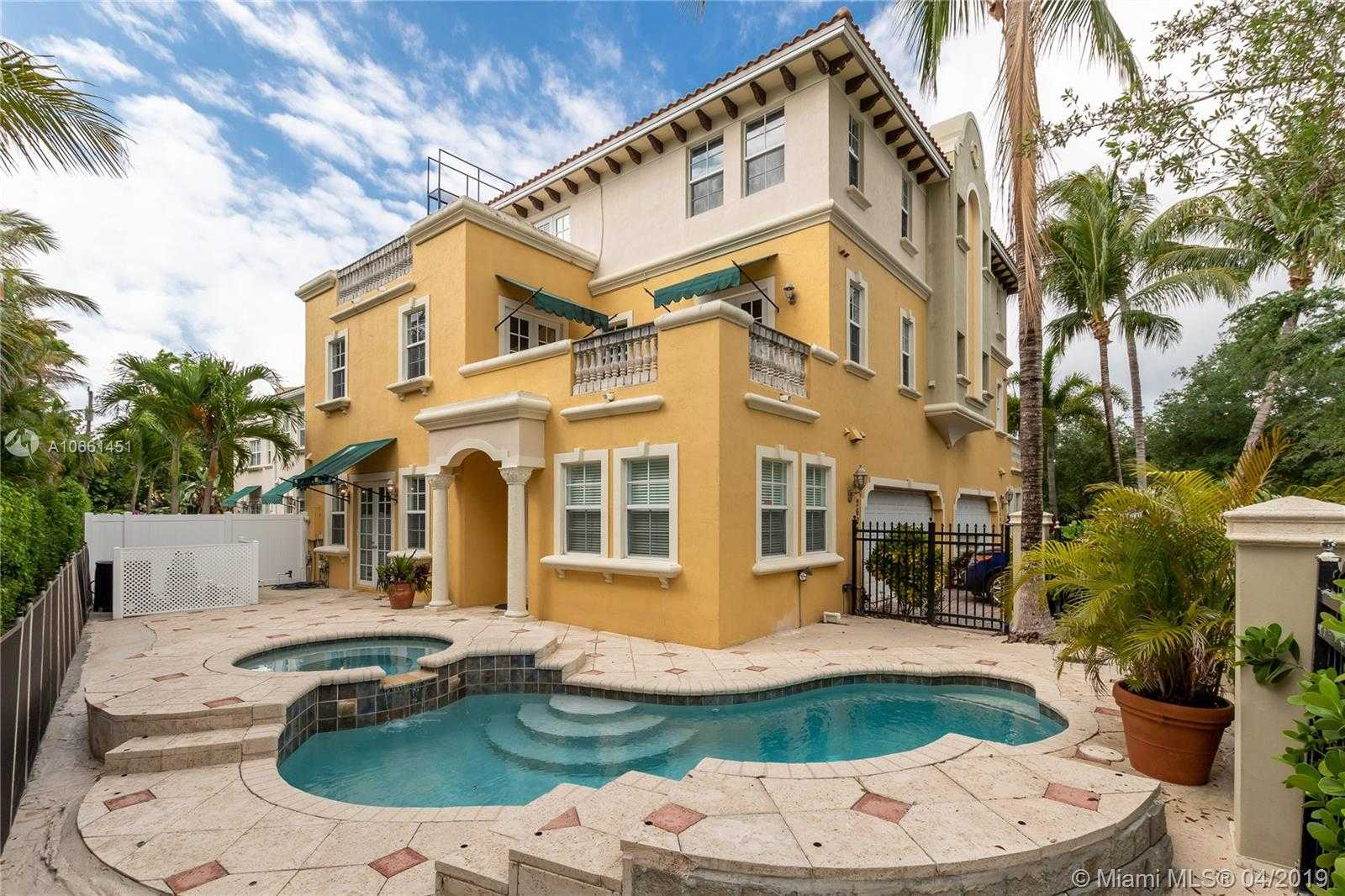 $750,000 - 4Br/4Ba -  for Sale in Coral Ridge, Fort Lauderdale