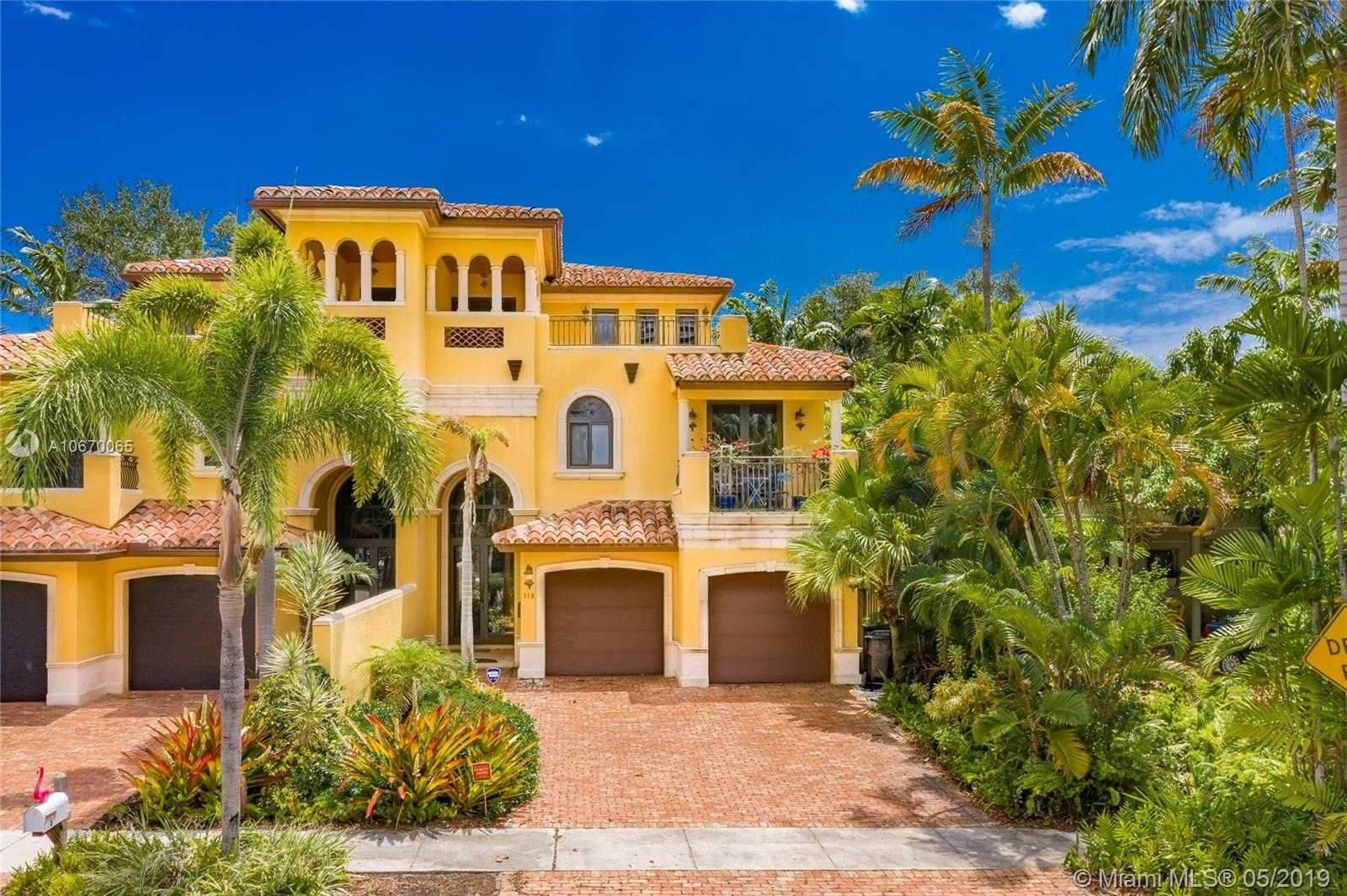 $1,299,000 - 4Br/4Ba -  for Sale in Beverly Heights, Fort Lauderdale