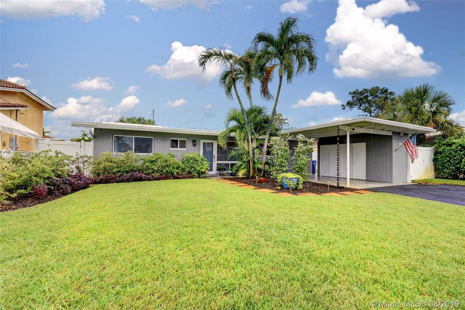 $539,500 - 3Br/2Ba -  for Sale in Lauderdale Isles No 2-blk, Fort Lauderdale