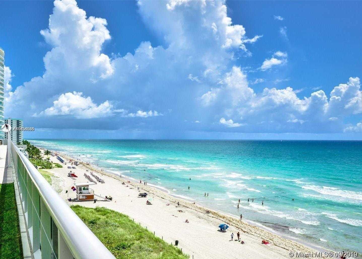 $769,900 - 2Br/2Ba -  for Sale in Beach Club Two, Hallandale